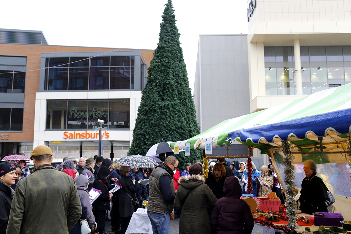 'Longbridge Christmas Market' December 2016