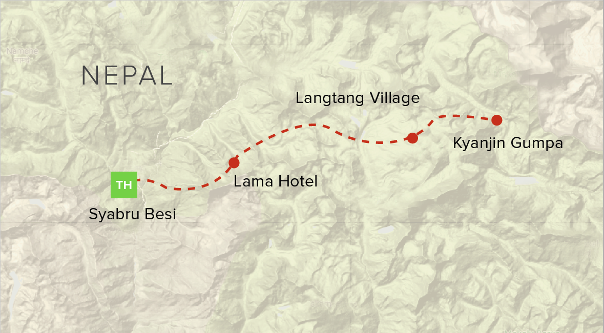 Langtang Journey Map.png