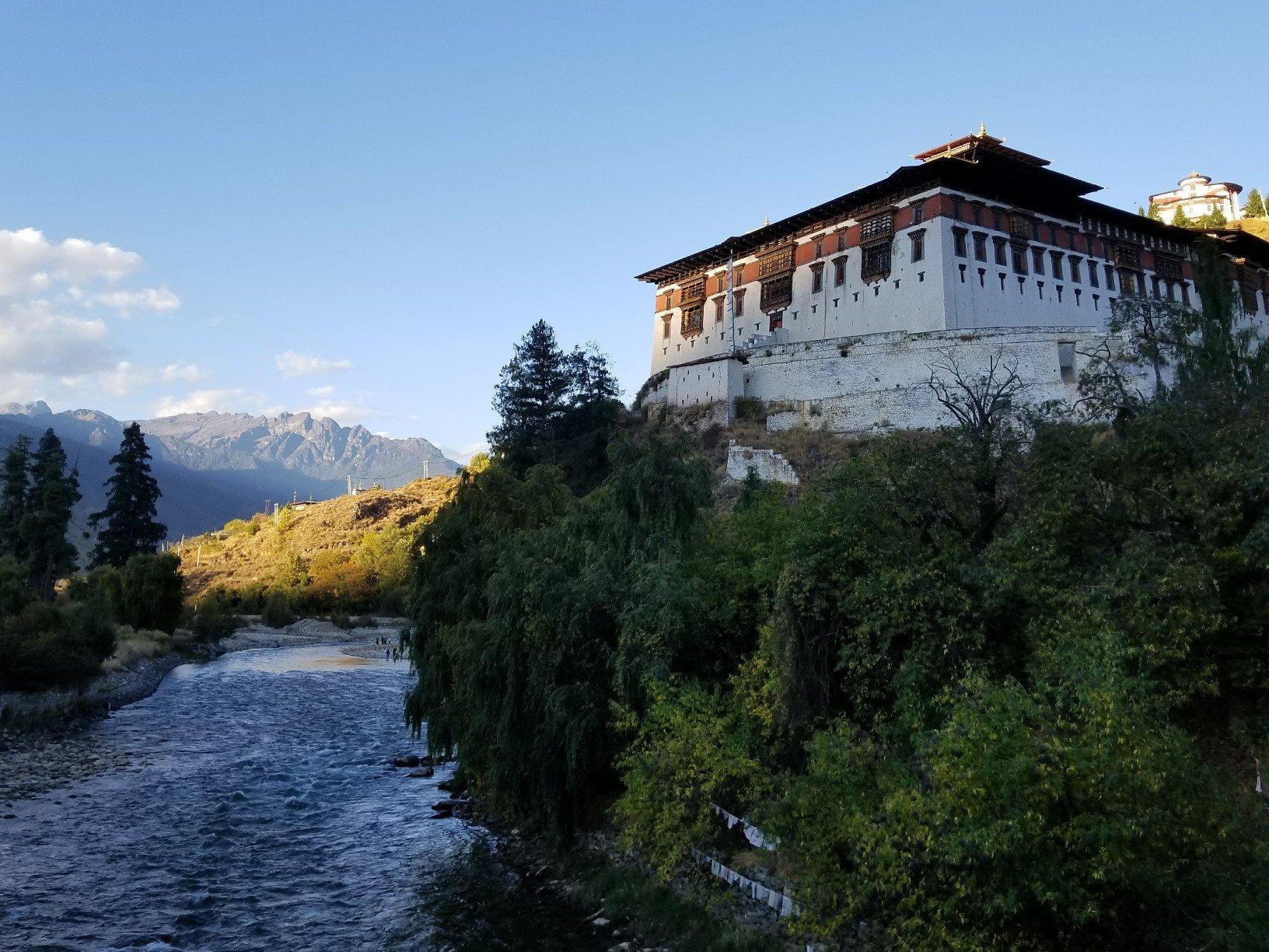 Dzong Bhutan landscape.jpg