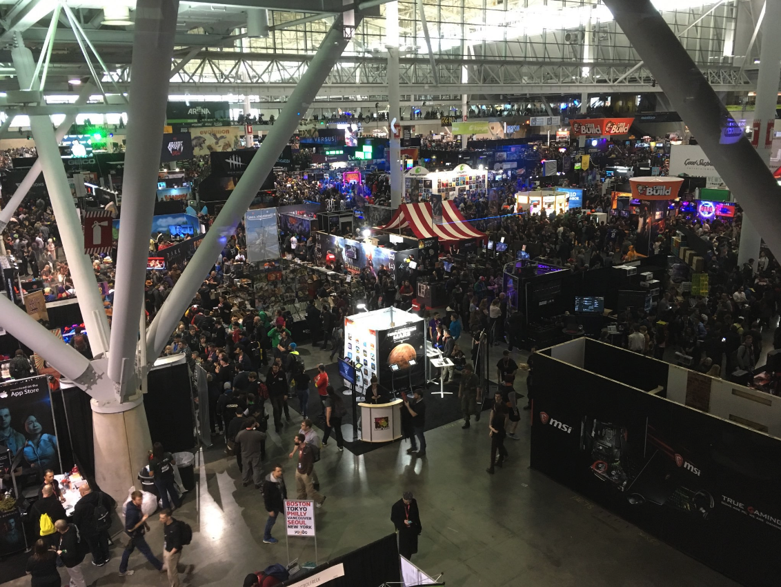 PAX East!