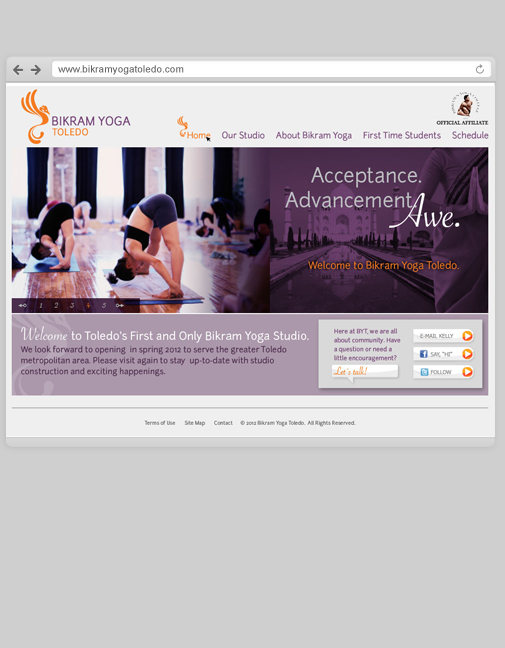 Bikram Yoga Toledo