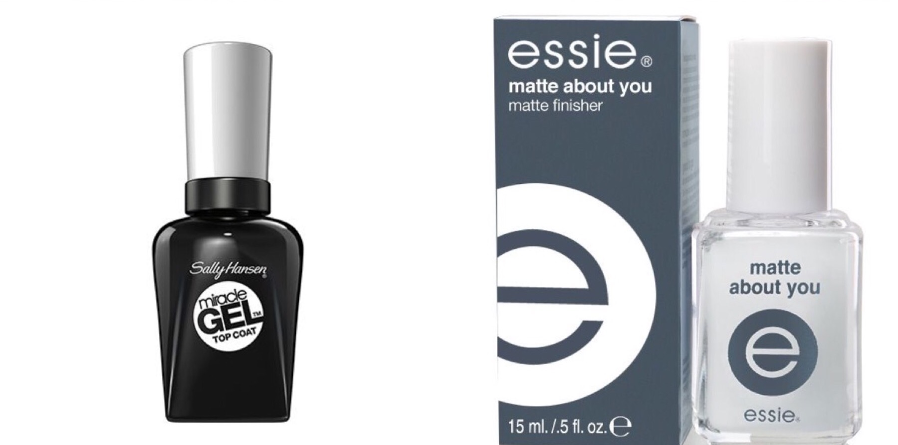 best nail top coats