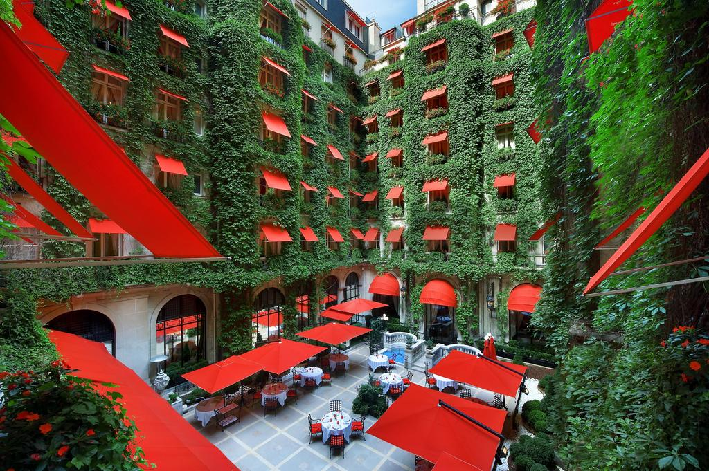 Plaza Athenee - Paris, France