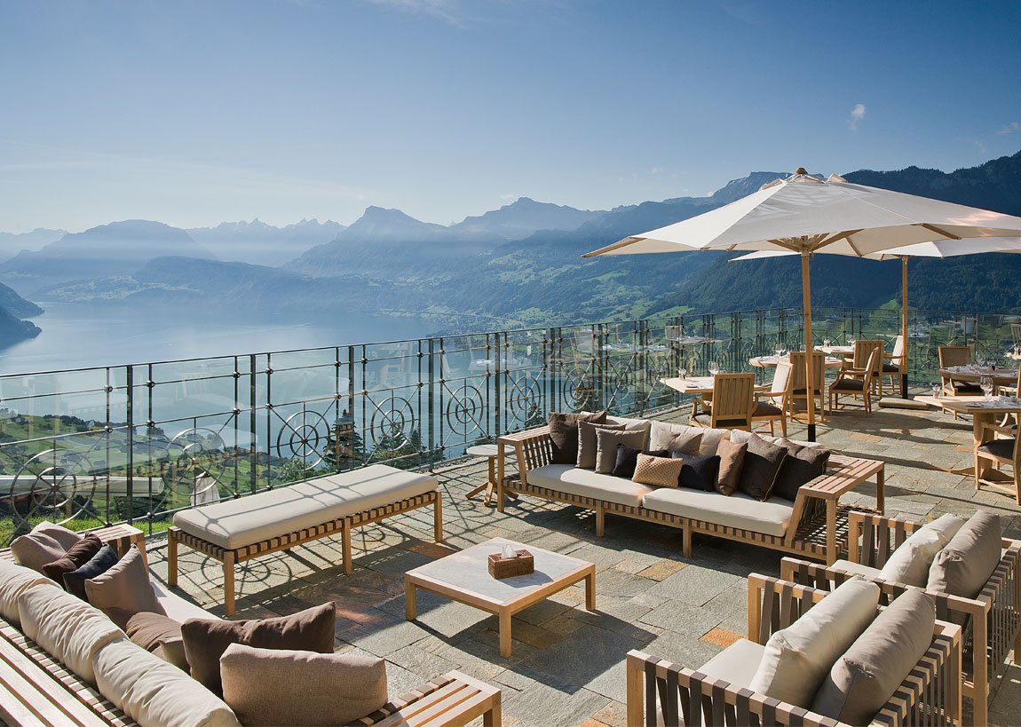 Hotel Villa Honegg - Lake Lucerne, Switzerland
