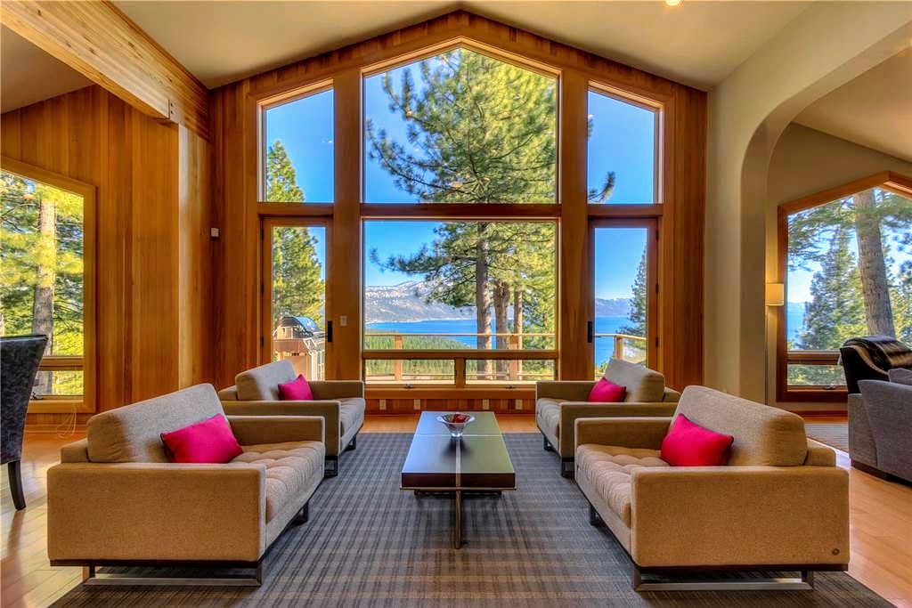 "Rental home "" Azure"", by Tahoe Luxury Properties"