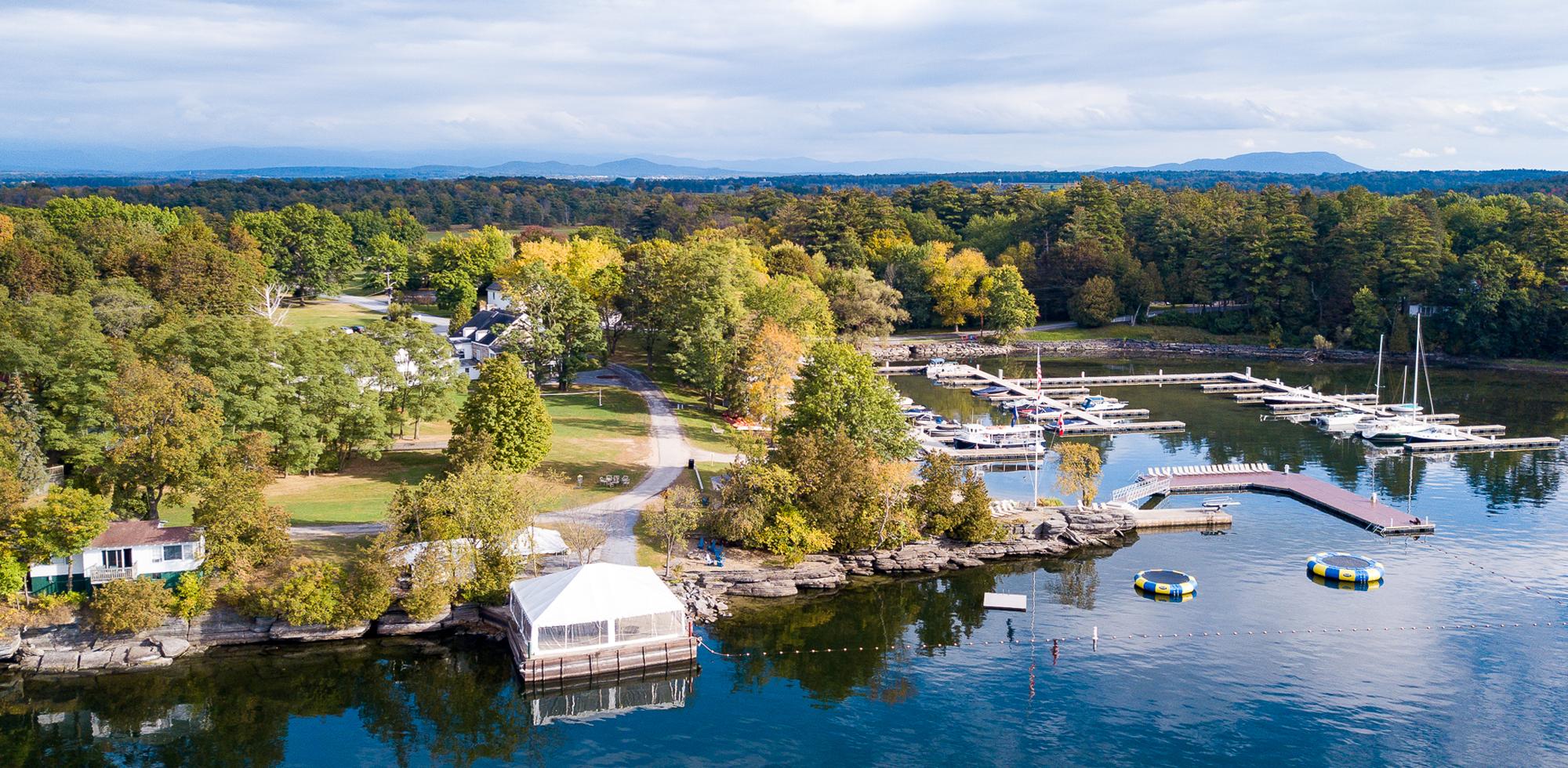 Basin Harbor Vermont resort