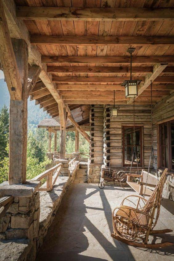 timber-frame-cabin