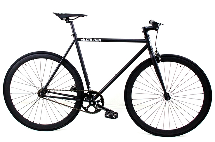 Golden Cycles/Single Speed  $290 with Lifetime Service Available in 41cm, 45cm, 48cm, 52cm, 55cm, and 59cm