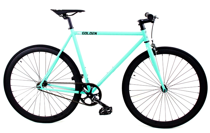 Golden Cycles/Single Speed  $270 with Lifetime Service Available in 41cm, 45cm, 48cm, 52cm, 55cm, and 59cm
