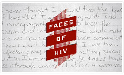 Faces of HIV