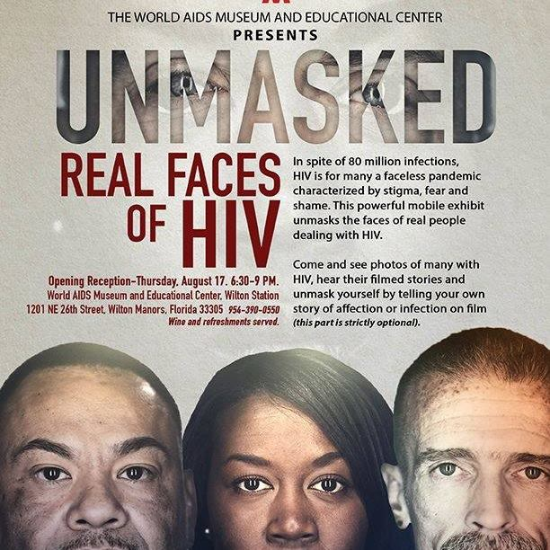 In spite of 80 million infections, hiv is for many a faceless pandemic characterized by stigma, fear, and shame. this powerful exhibit unmasks the faces of real people dealing with hiv.