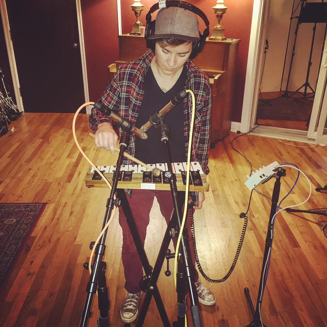 Glockenspielen at Retro City Studios