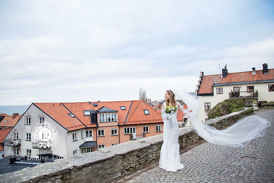 Gotland Sweden Wedding Photo, Full Credits at www.elsacorsi.com/blog/take-us-to-sweden