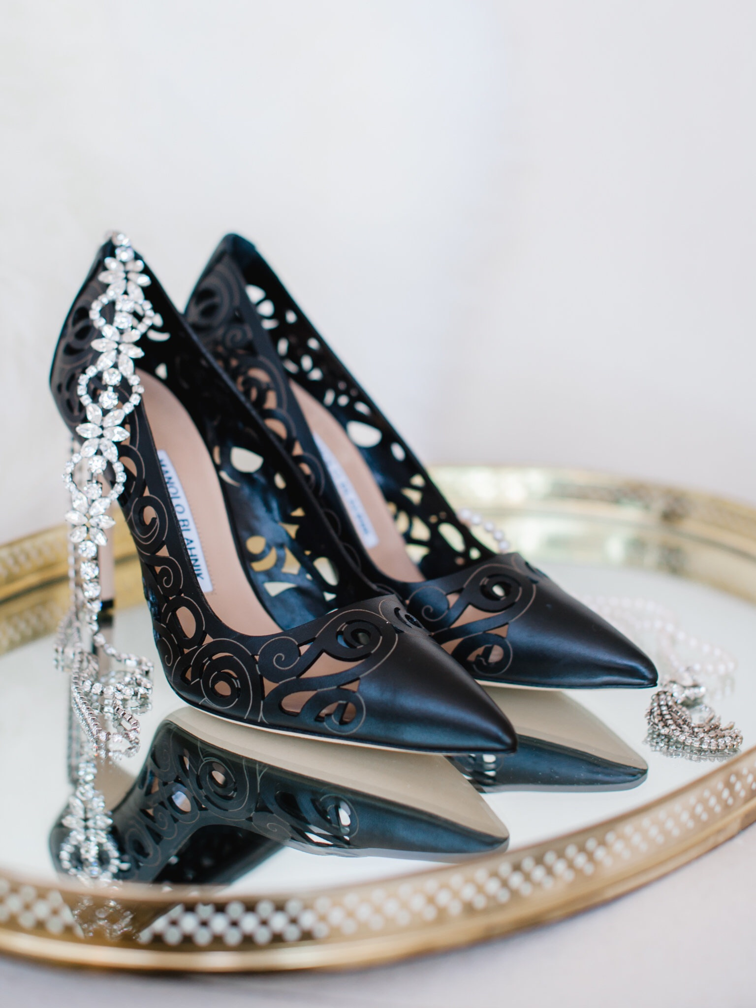 SHOES •   Manolo Blahnik
