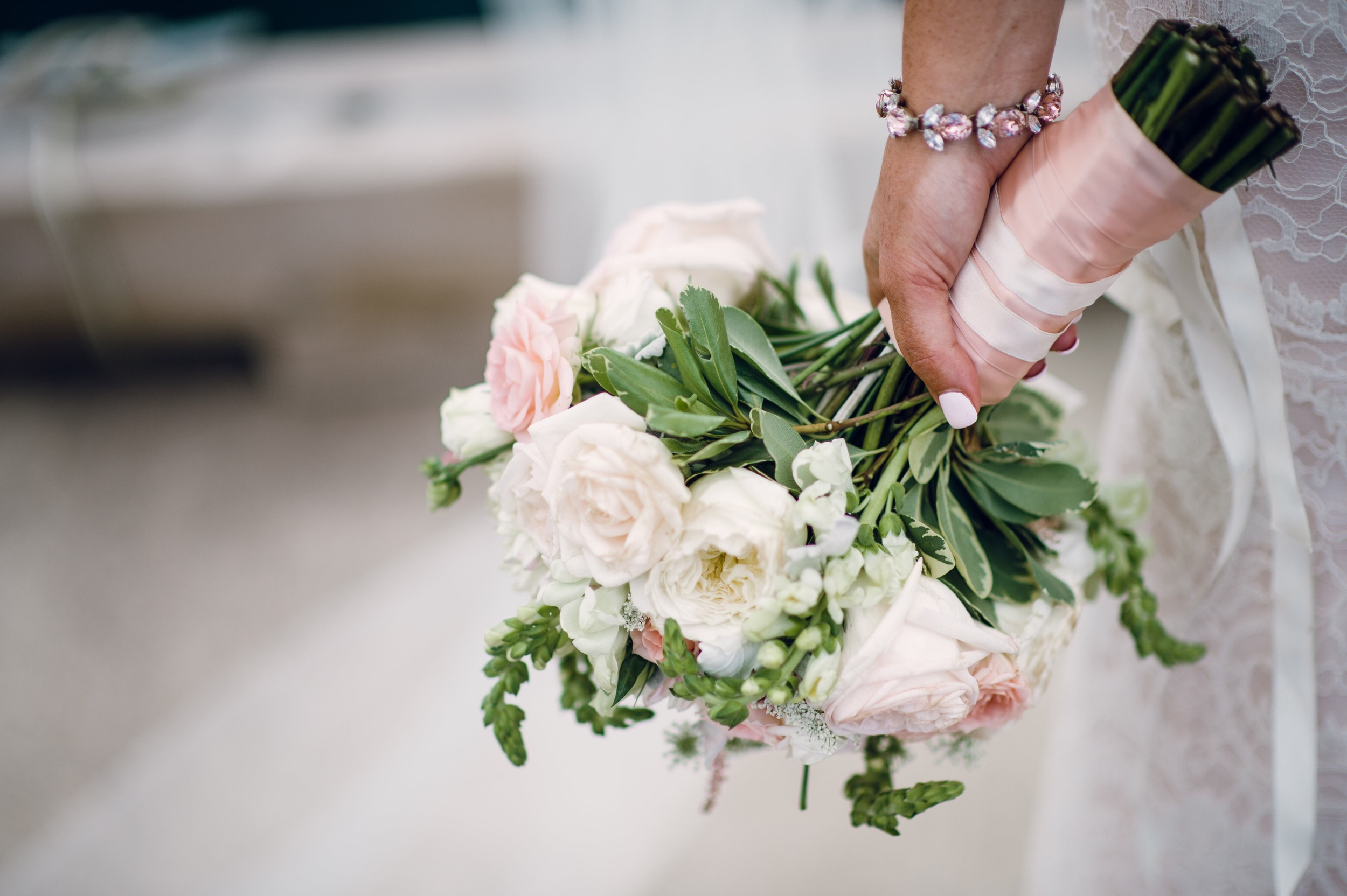 Wedding Bracelet, Pink Jewelry, Edmonton Calgary Vancouver Toronto  Wedding Jewelry by Elsa Corsi, www.elsacorsi.com/blog/love-marriage-baby-carriage