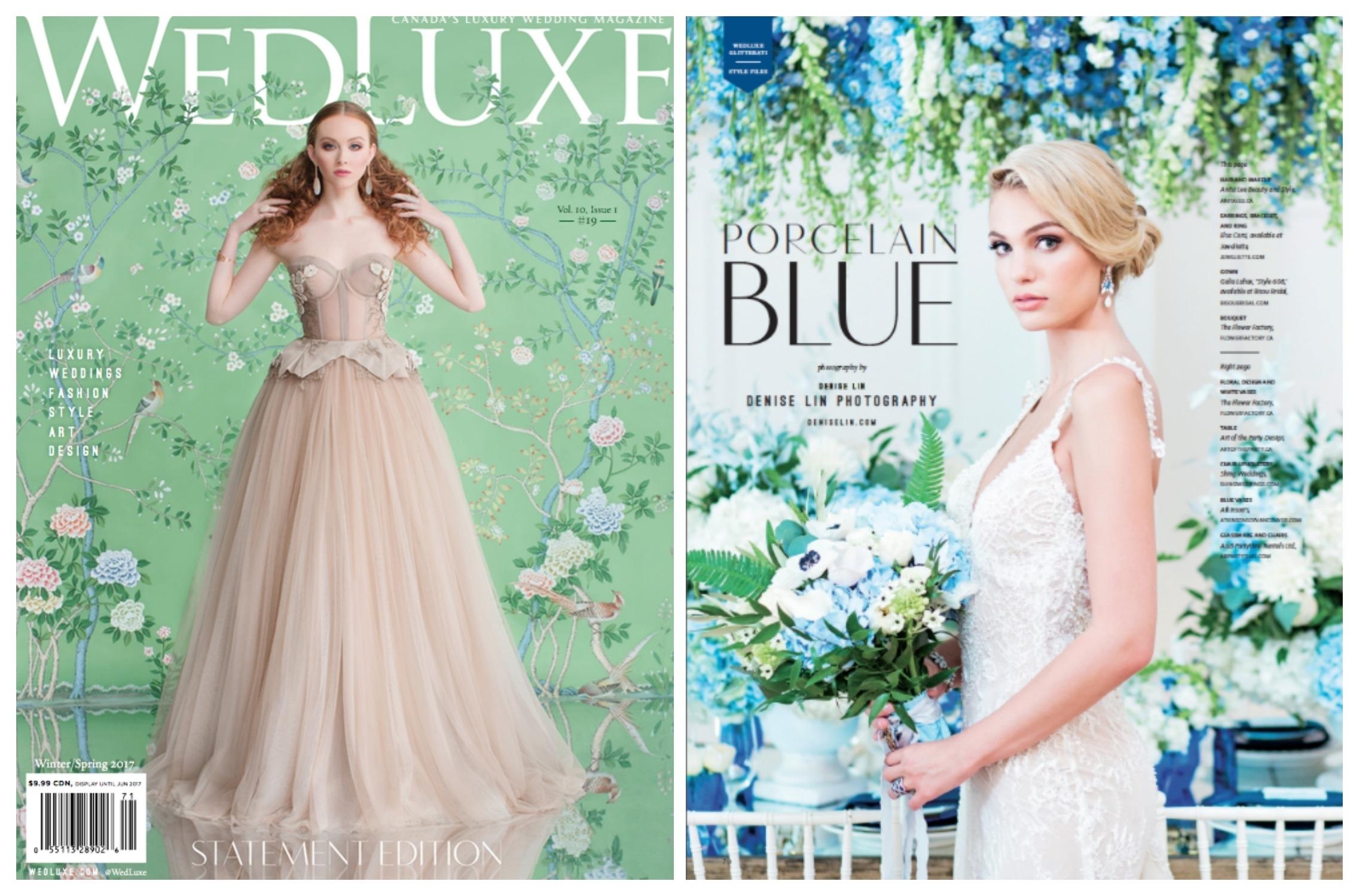 Wedluxe Magazine, Elsa Corsi Jewellery