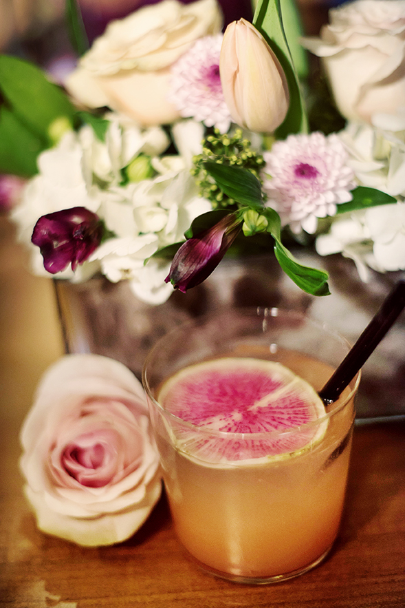 Sunflower Florist, Hong Photography, Elderflower Cocktail