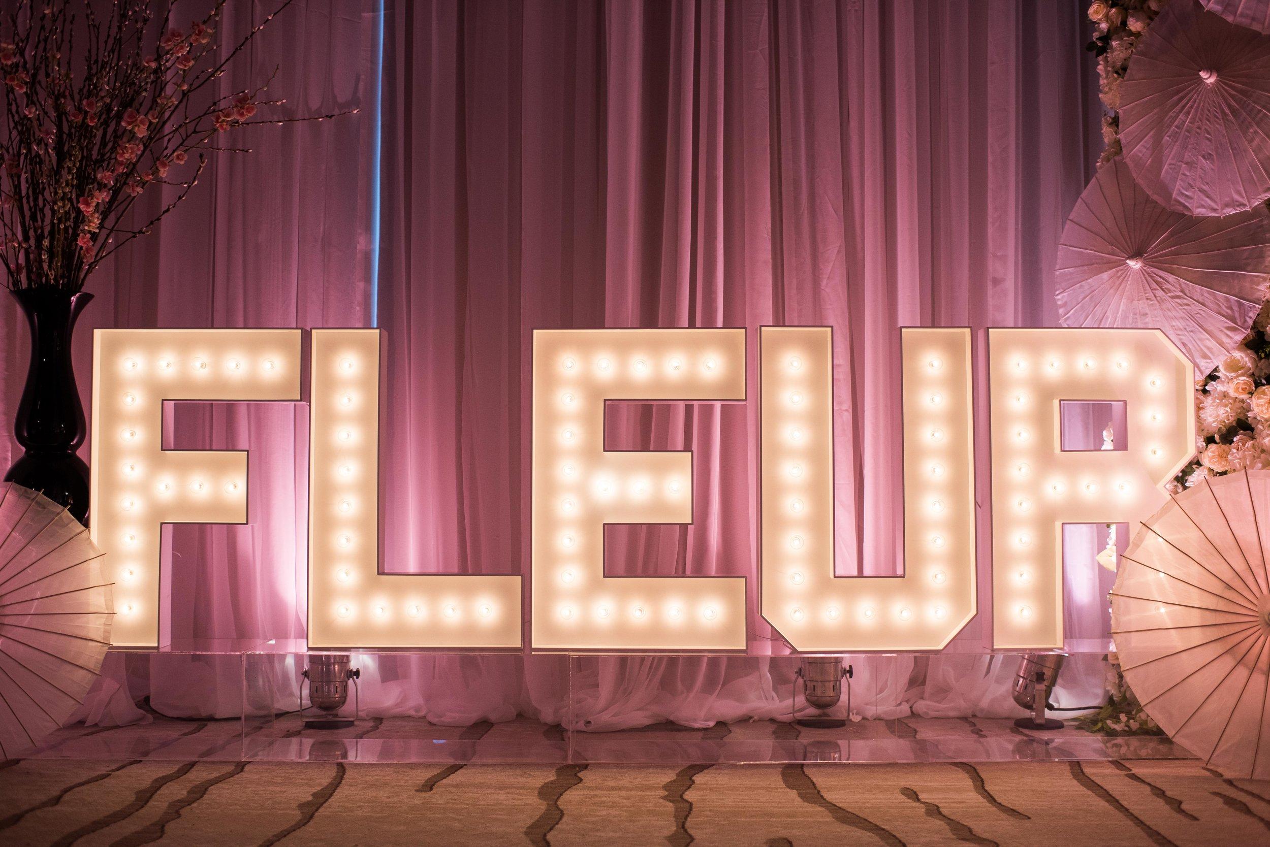 Vancouver Wedding Show, Fleur Vancouver