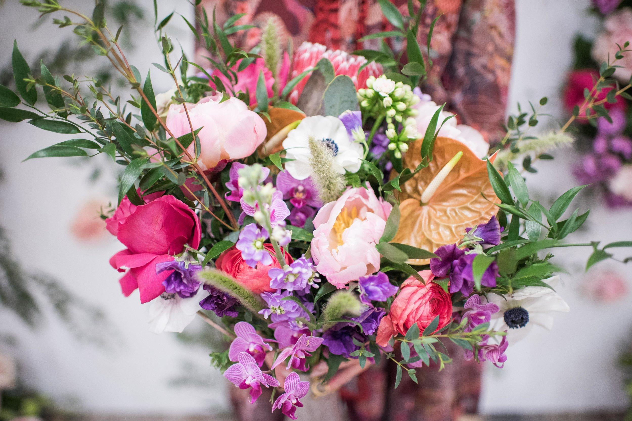 THE FLOWER FACTORY,FLEUR VANCOUVER