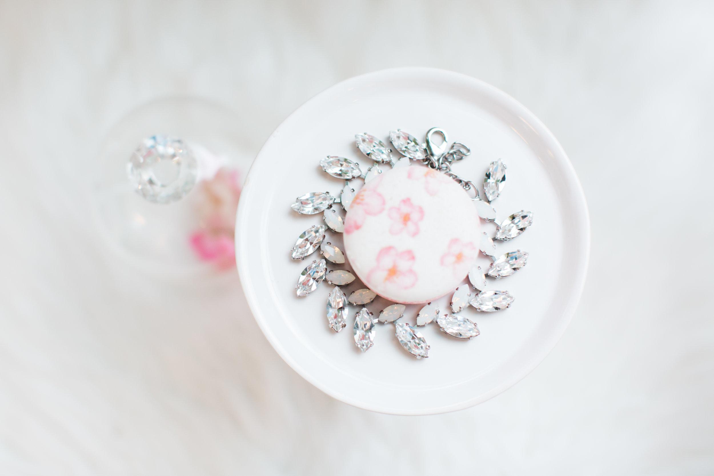 Cherry Blossom Inspired Photo Shoot Vancouver, Denise Lin, Elsa Corsi