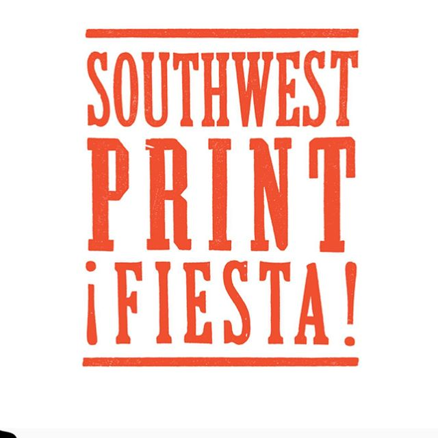 Southwest Print Fiesta Oct. 11-13 in Silver City, New Mexico @southwestprintfiesta #repost Silver City, gateway to the Gila National Forest. Stay for the whole weekend take Silver City Art AssociationRed Dot Weekend at the Galleries. _ #BuyArt#CollectArt#FeedtheArtist #swpf2019 #southwestprintfiesta2019 #getawaytoSilverCity #visitSilvercity#grantcountynm #newmexico#newmexicotrue #creativeeconomy #creativitycounts#art#printlife #printmakers#printisnotdead #printmaking#letterpress #letterpressprinting#monoprints#etching#intaglio#prints#silkscreen#screenprinting #printer#zine#zines