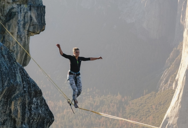 Struggling for Balance… Image: Leio McLaren/ Unsplash