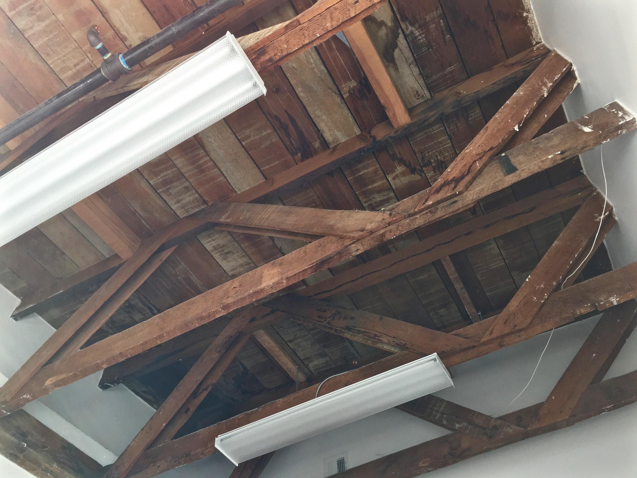 Bedroom ceilings