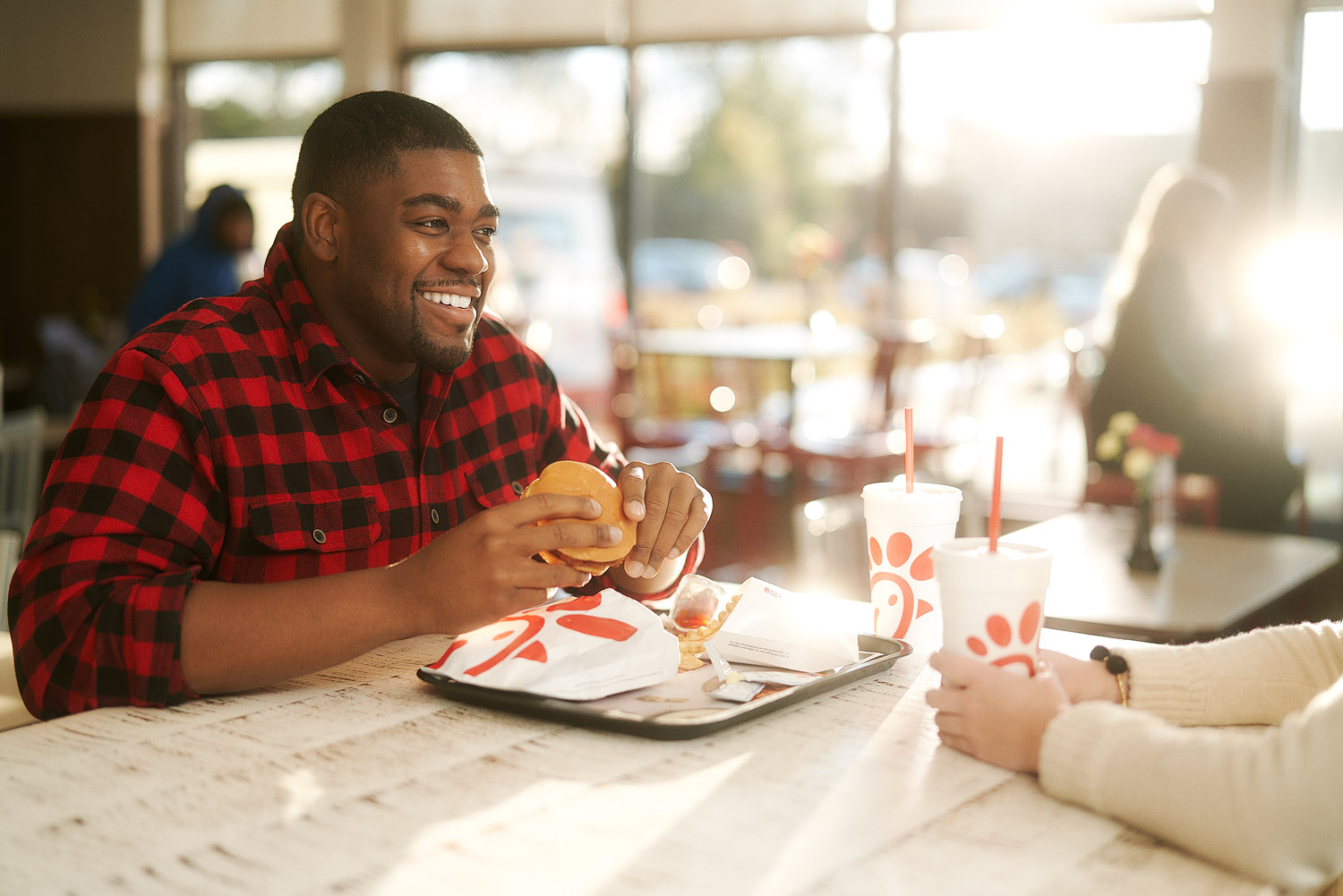 Hales Photo-Chic-fil-A-Brand Apart atlanta commercial advertising campaign photography studio and production house