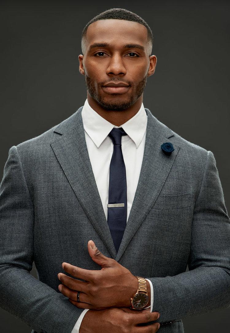 Atlanta editorial commercial photographer hales photo portrait photography portraiture celebrity photographer brandon boykin football star