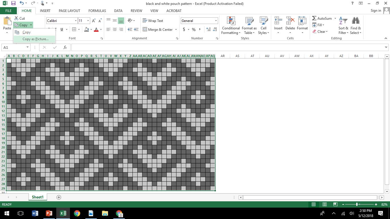 design tapestry crochet