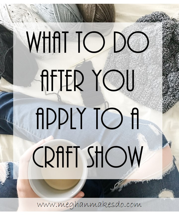 applying to craft shows