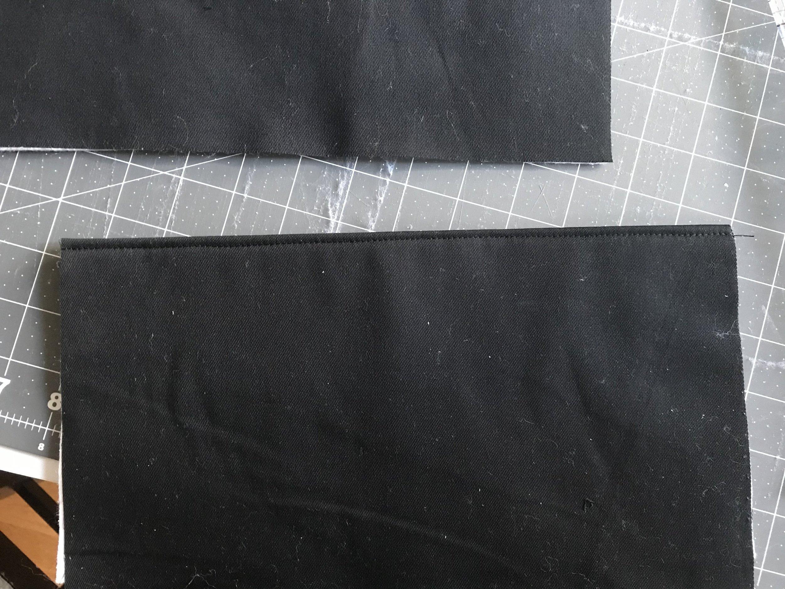 vendor's apron