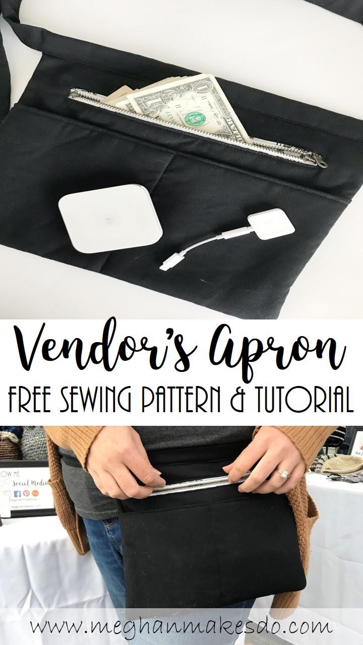 Vendor Apron tutorial
