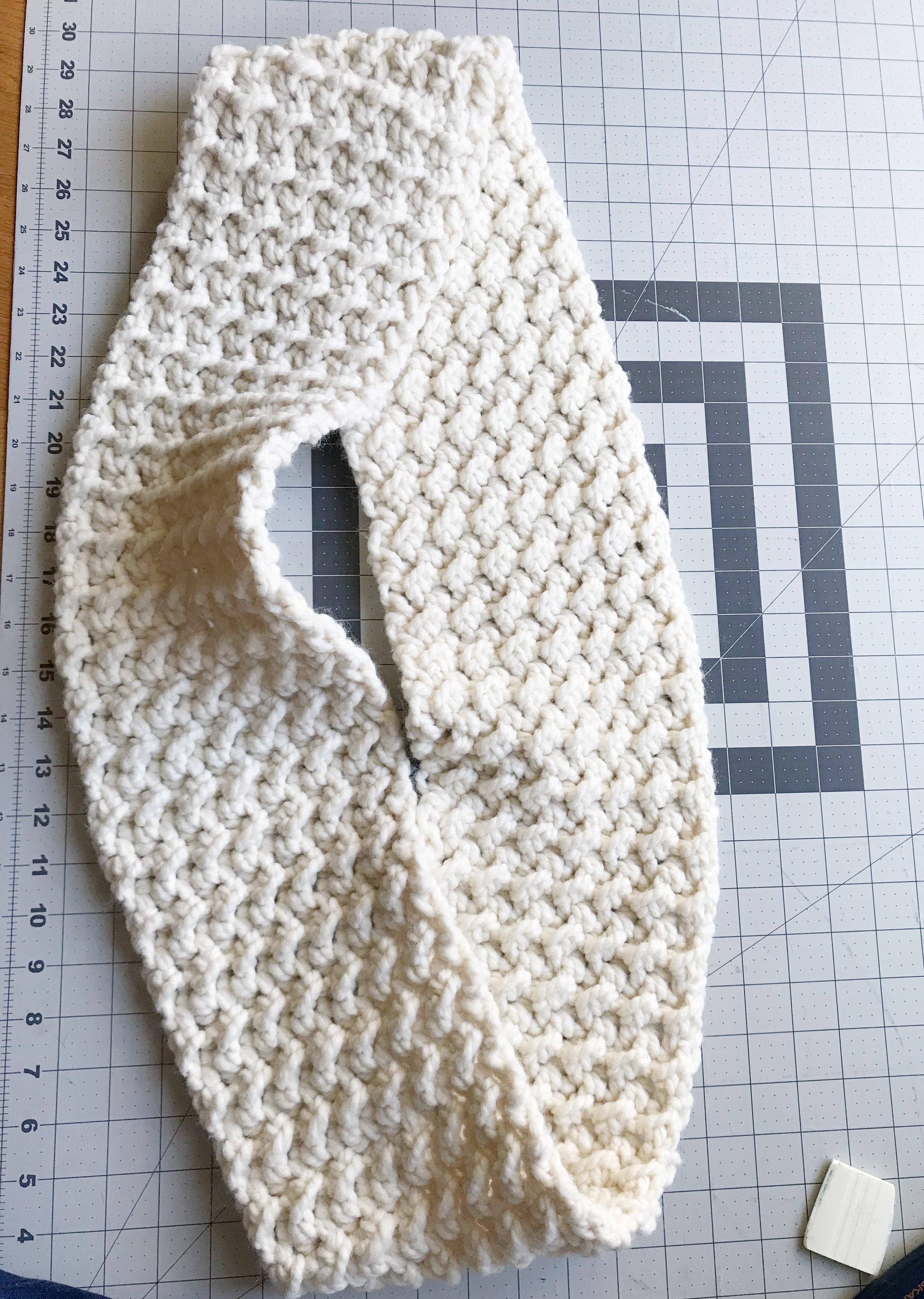 rowan scarf free crochet pattern