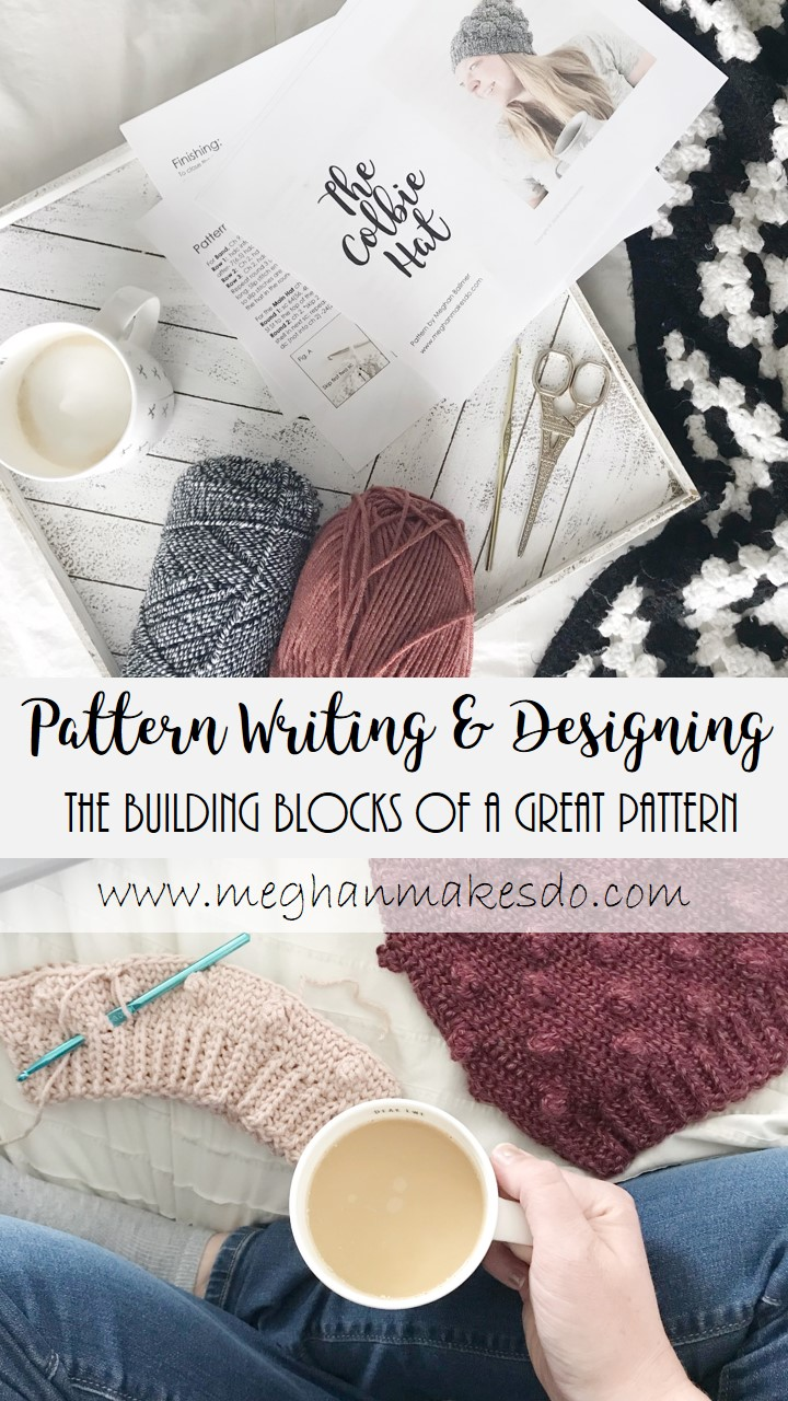 building blocks of a pattern
