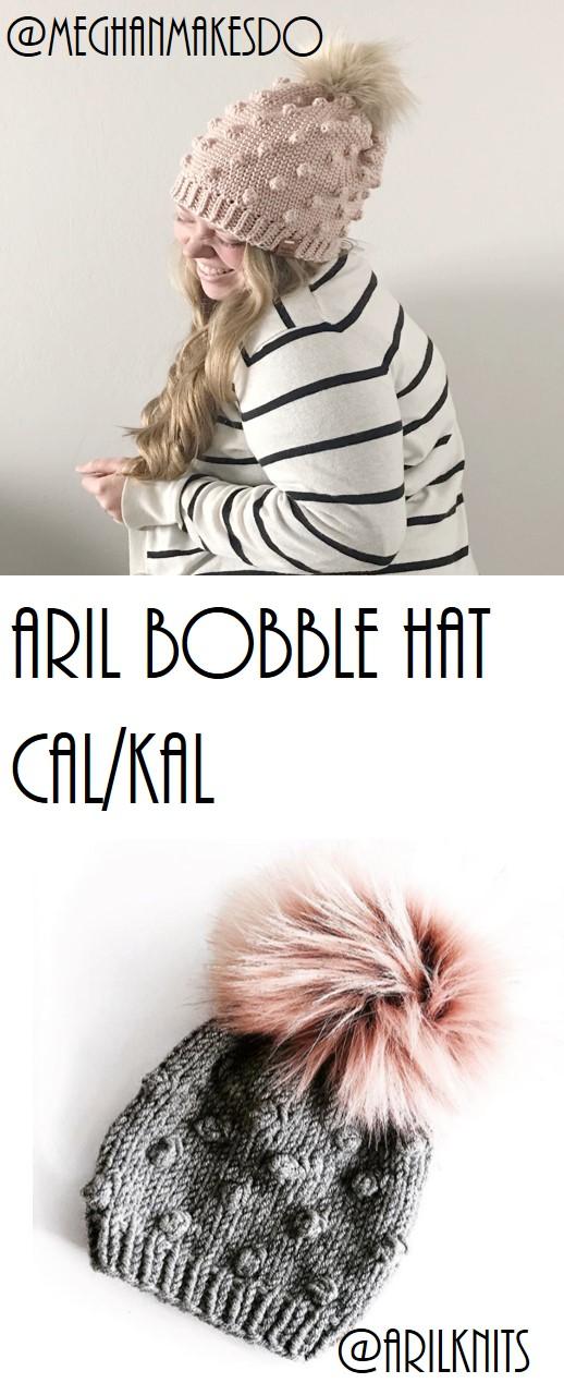 aril bobble hat cal