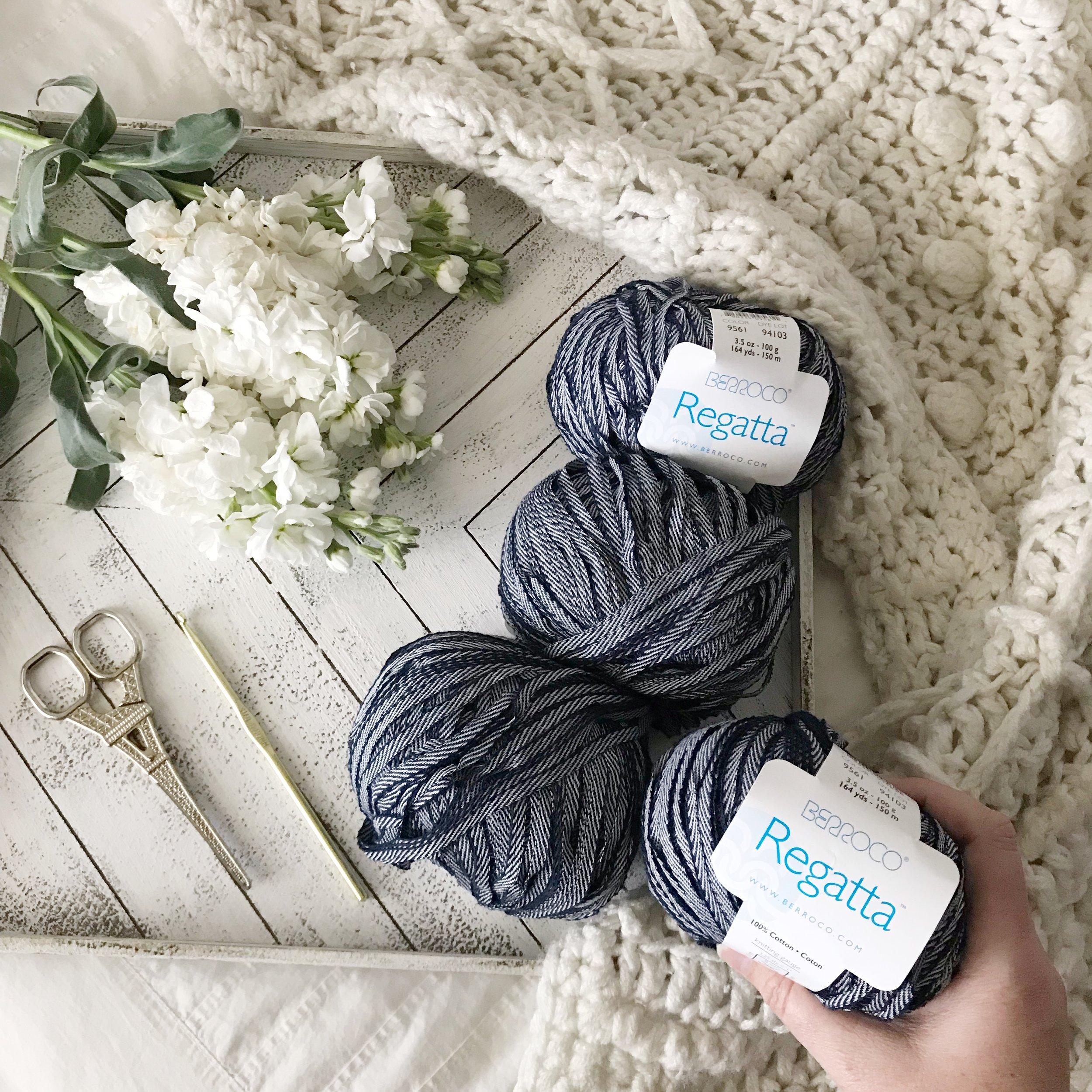 berroco regatta tape yarn