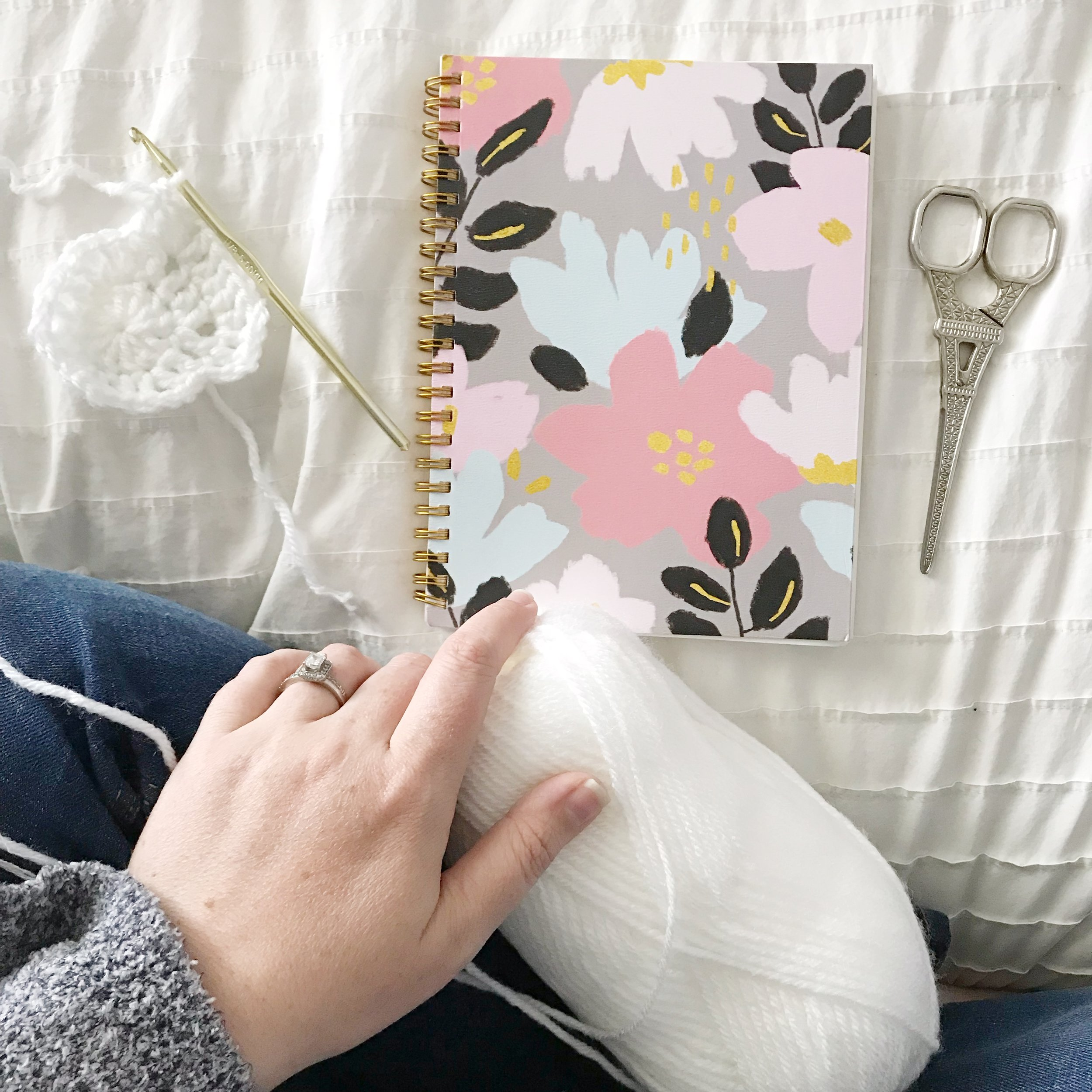 how to sell your crochet patterns