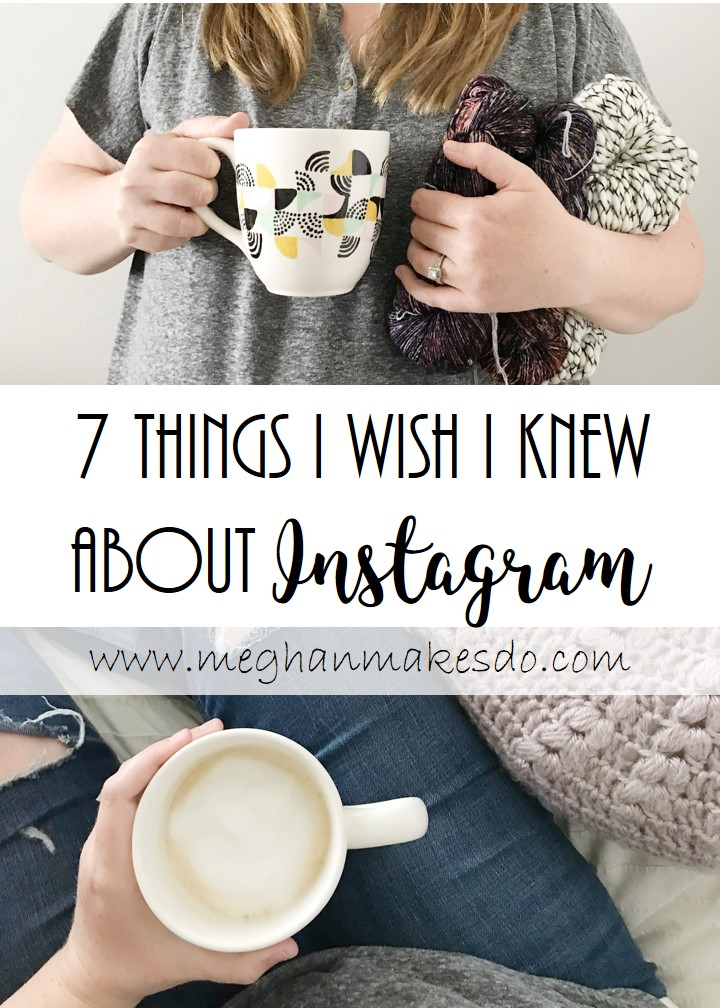 7 things I wish I had known about instagram