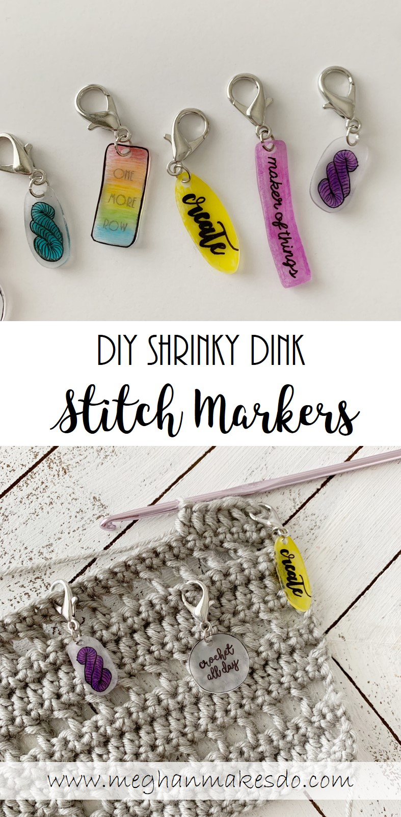 stitch marker tutorial
