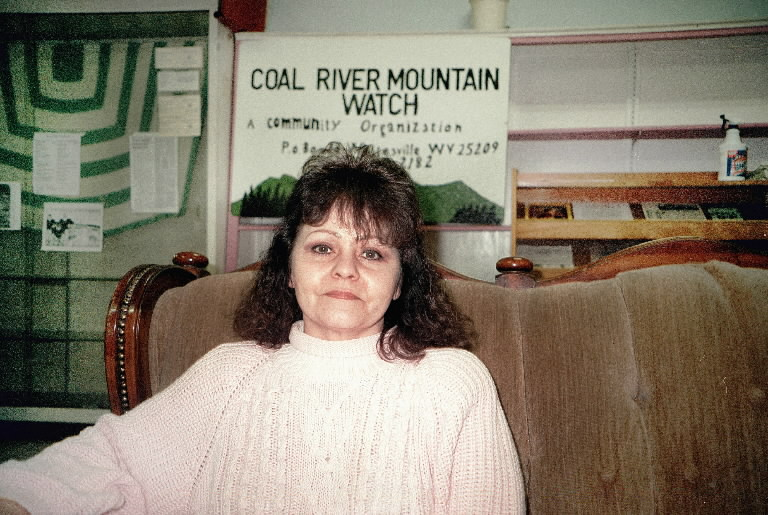 Judy Bonds August 27, 1952 - January 3,2011 Organizer, activist and director of Coal River Mountain Watch