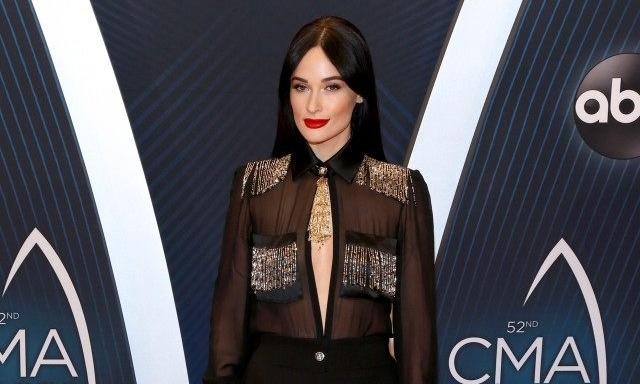 Why Kacey Musgraves Has Only Seen Her Husband Twice in 2 Months (Exclusive) -