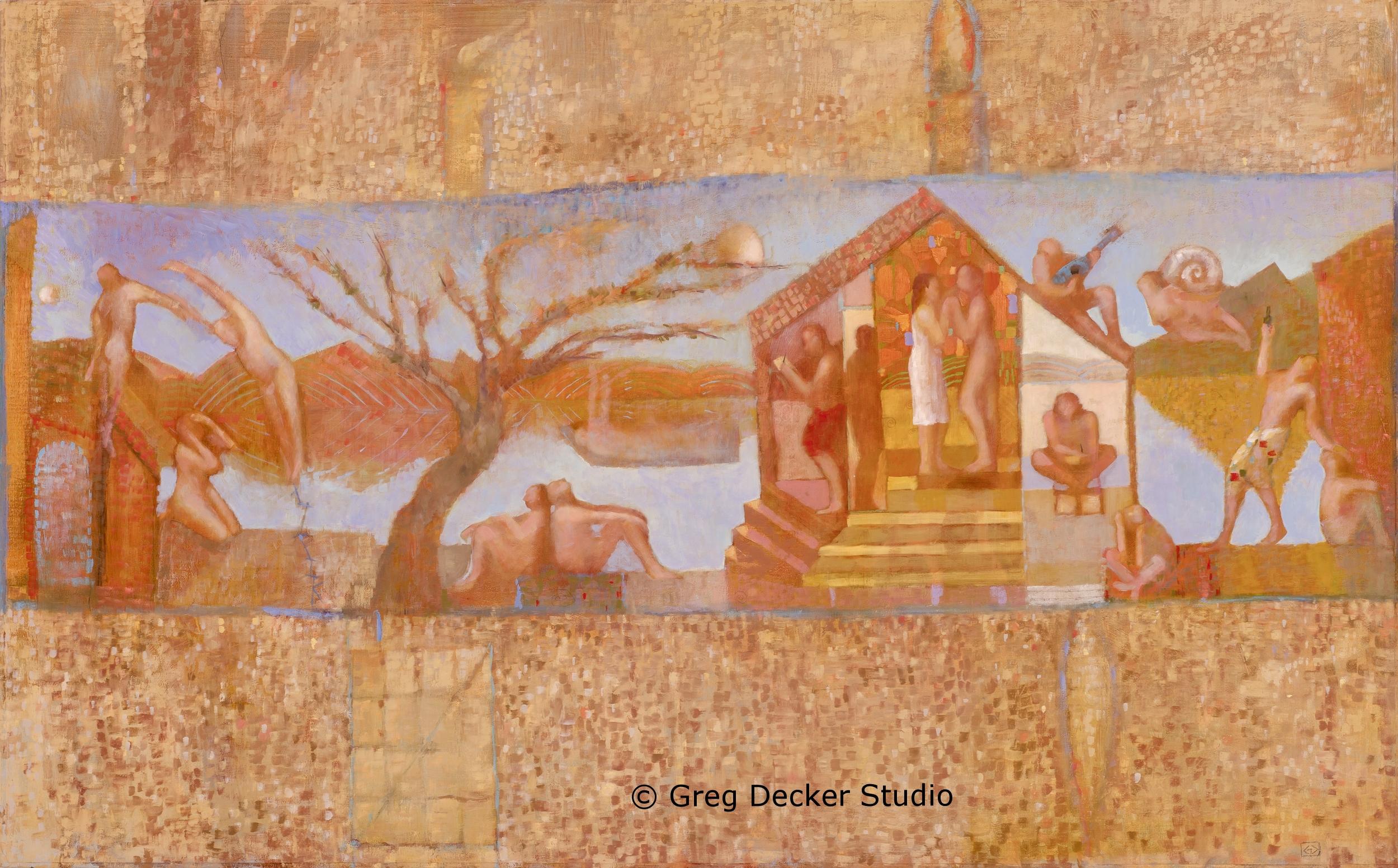Frieze (Mosaic I)
