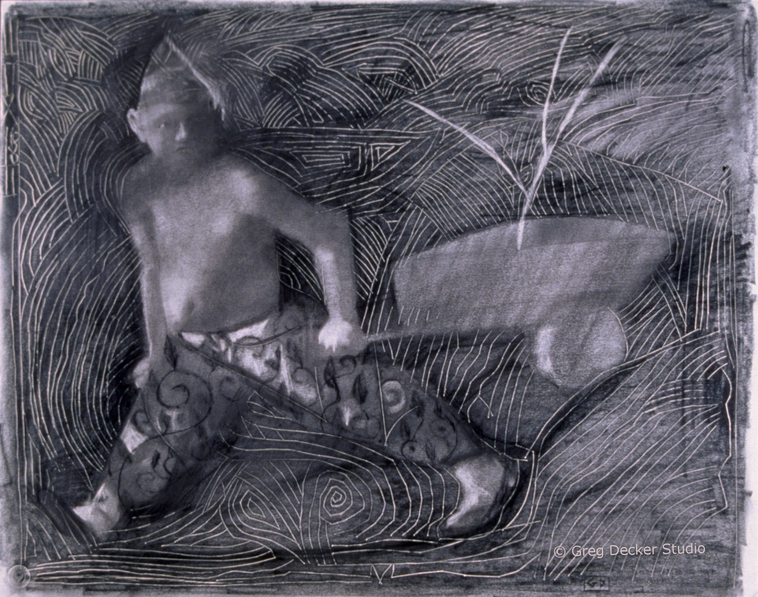 Boy in the Night