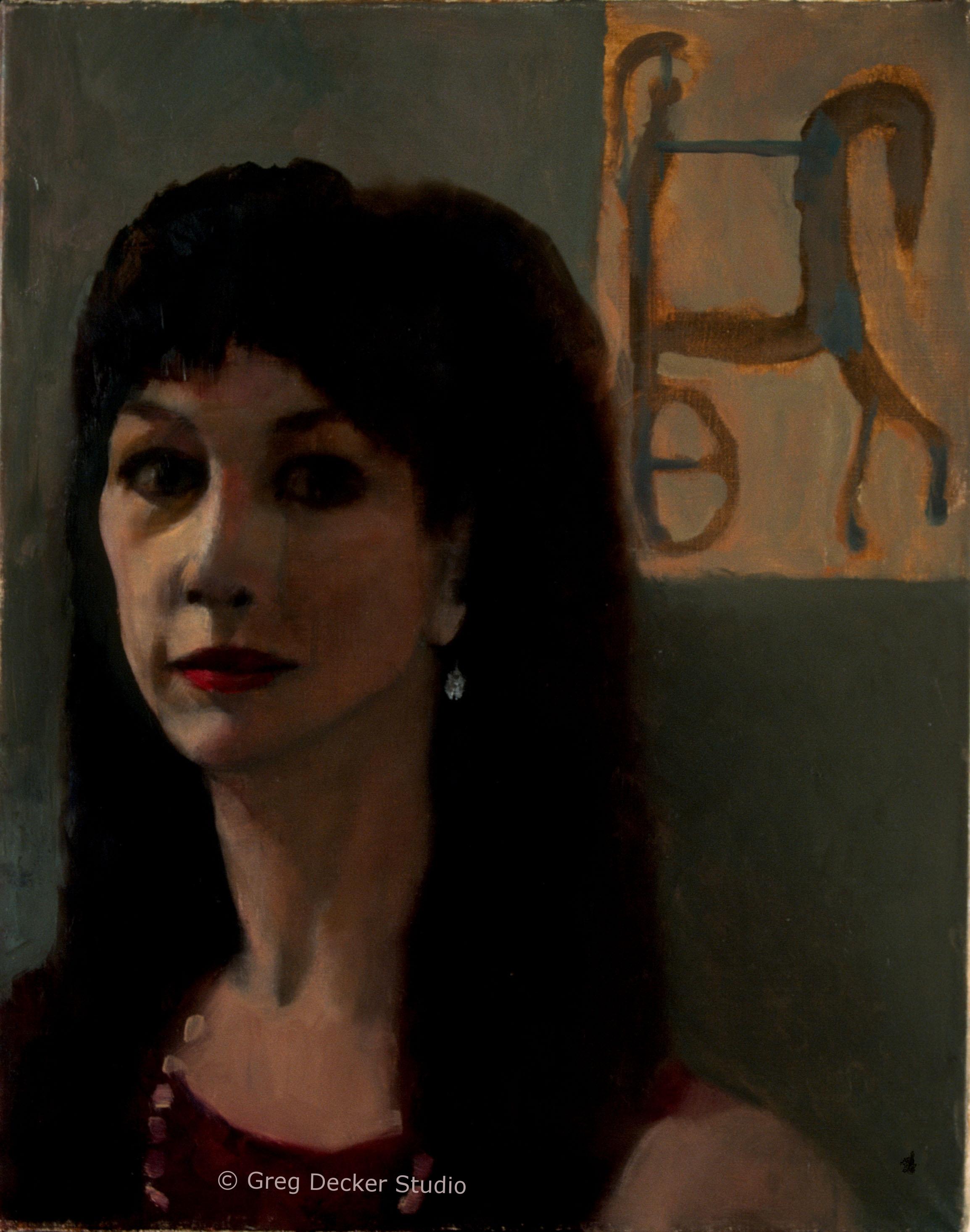Portrait of Robin Casey