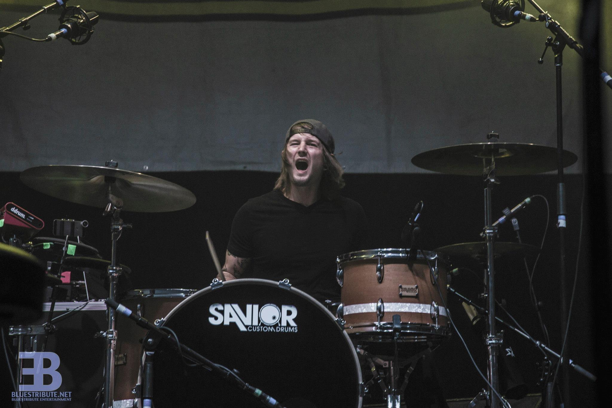 Danger Scene Drummer