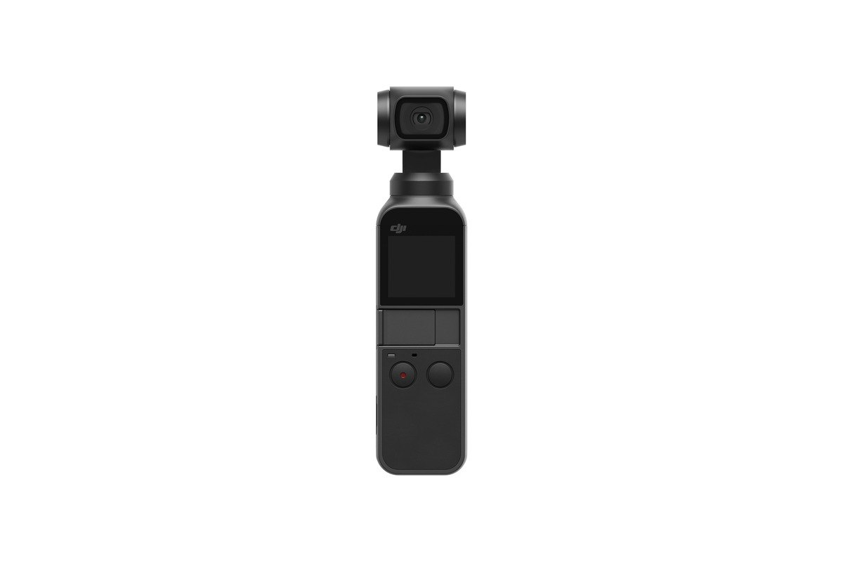 Osmo Pocket  How do you capture moments worth keeping? As the smallest 3-axis stabilized handheld camera DJI has ever designed, the compact and intelligent Osmo Pocket turns any moment into a cinematic memory. In just seconds, Osmo Pocket lets you share your life anywhere, anytime.