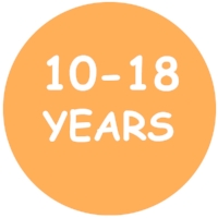 10-18 Years Forms