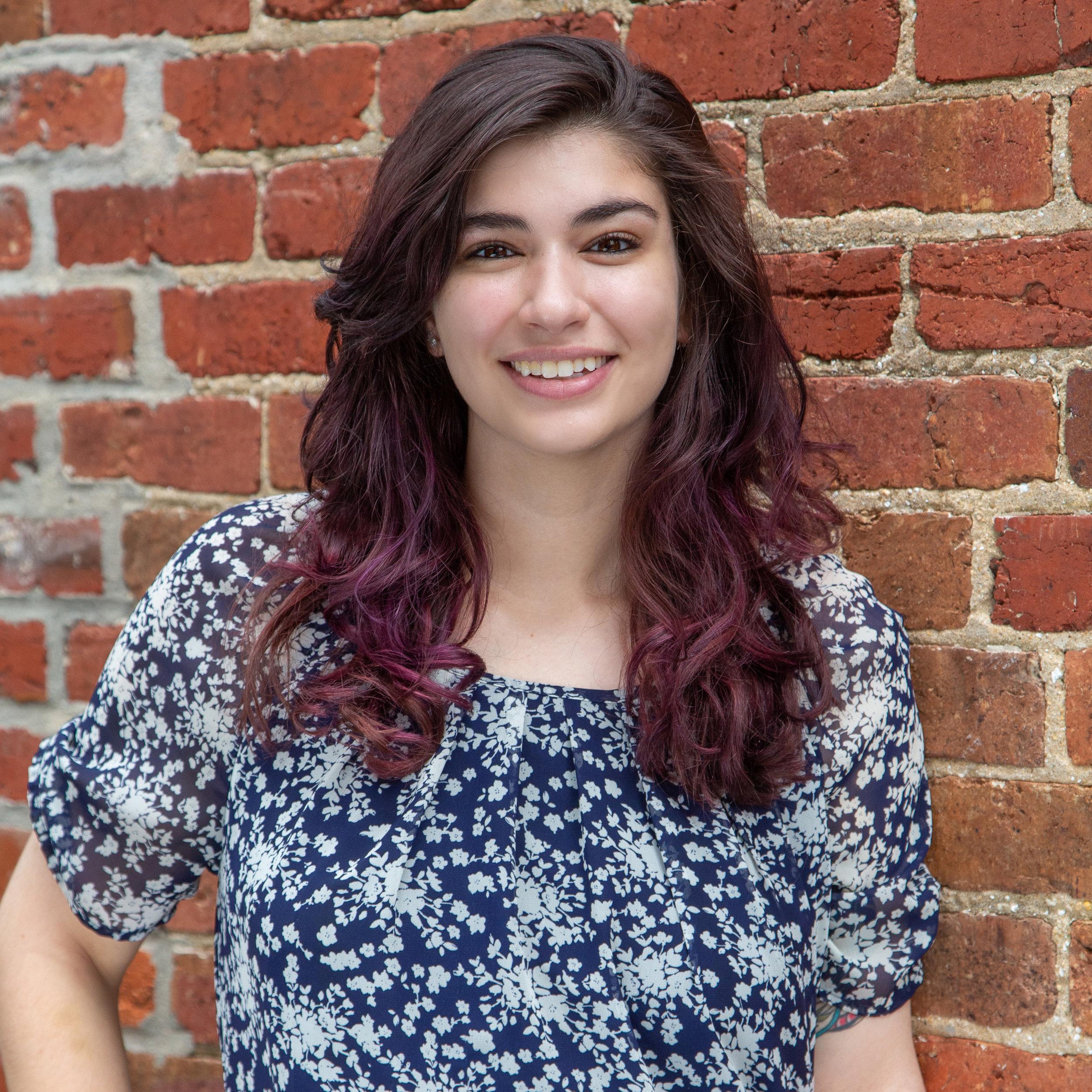 Sarah Abu-Sheikha, Catering Coordinator