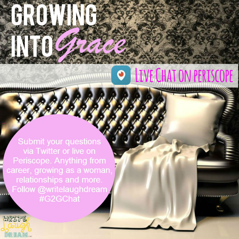 Growing Into Grace Chat